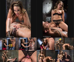 Mar 27, 2013 – Chanel Preston  and Steve Sterling + 123 Pictures