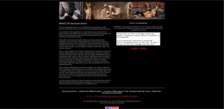 SensualPain.com – SITERIP Porn Download