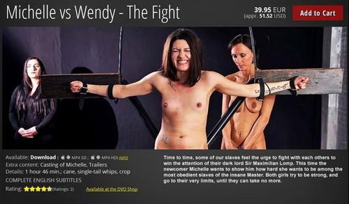 ElitePain: Michelle vs Wendy – The Fight
