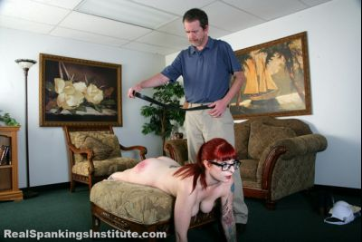 Real Spankings Institute – Isabella's Arrival to The Institute