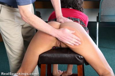Real Spankings Institute – Cleo's Bad Day at The Institute (Part 1 of 2)