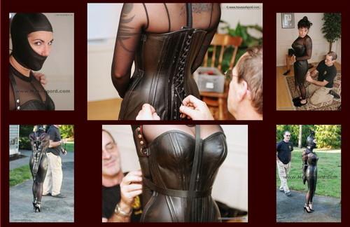Houseofgord: Lola in the Corset Dress