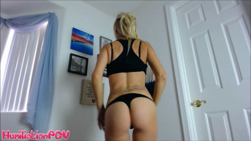 Humiliation POV Macey Jade: Edge Your Horny Cock And Listen To My Voice As I Tell You No