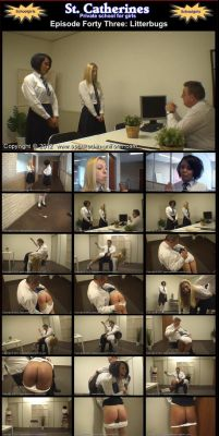 Spanked In Uniform – St. Catherines Episode 43