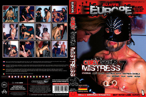 Obey Your Mistress 7