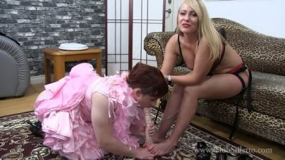 Are sissy cocksucker femdom other variant