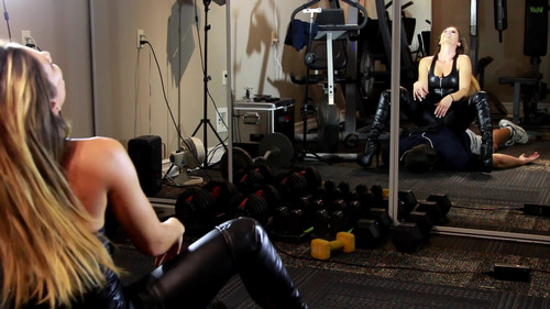 Mandy Flores: The Take Down  Executrix