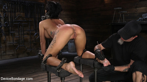 DEVICE BONDAGE: March 8, 2018 – The Pope and Lily Lane