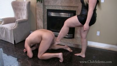 Clubstiletto – Princess Skylar – Sometimes I Just Like To Kick Him