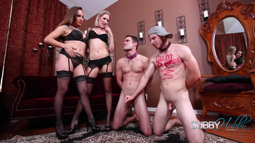 Subbyhubby: Duped Into Domination Part 4: Bisexual Bitches