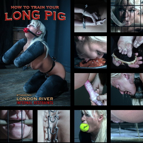 INFERNAL RESTRAINTS: Apr 27, 2018: How To Train Your Long Pig | London River