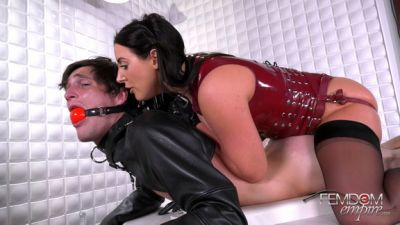 Femdom Empire – Angela White – Destroyed by Amazon