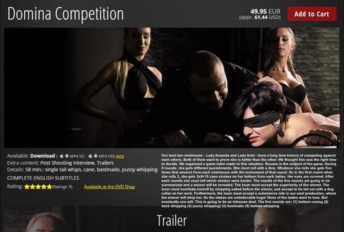 ElitePain: Domina Competition