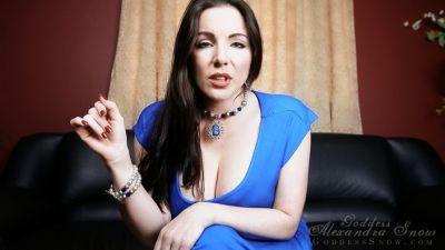 Goddess Alexandra Snow – Financial Contract