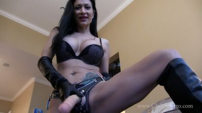 Clubstiletto – Miss Jasmine – Take It In Your Slutty Mouth And Ass