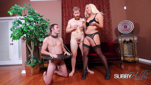 Subbyhubby: Sunny's Trained Husband Part 4: Fucking a Real Man