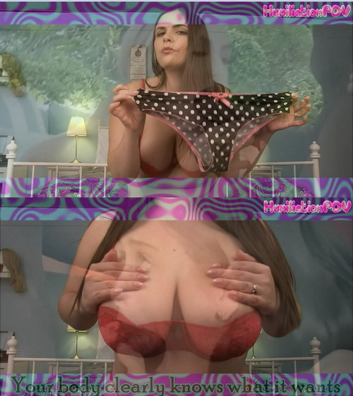 Humiliation POV Kelle Martina: Permanent Brainless Sissy Bimbo Brainwashing