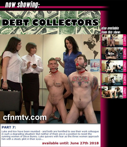 cfnmtv: Debt Collectors (Part 1-7)