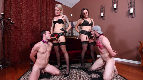 Subbyhubby: Duped Into Domination Part 5: He-Bitches