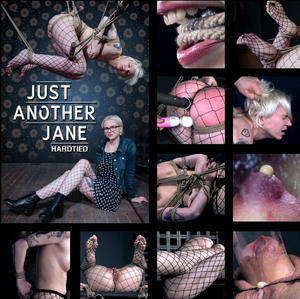 HARDTIED: May 16, 2018: Just another Jane | Jane