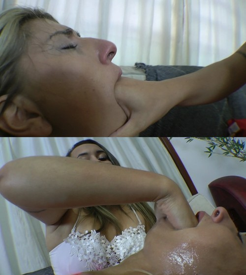 Mfvideobrazil: Fantastic Deep Hands By Cauany Mendes And Slave Aninha