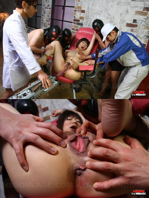 Asiansbondage: Adorable Shiori Natsumi met a guy who taught her about vibra…