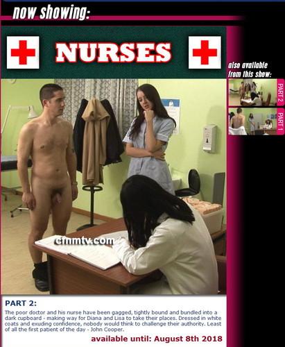 cfnmtv: Nurses (part 1-2)