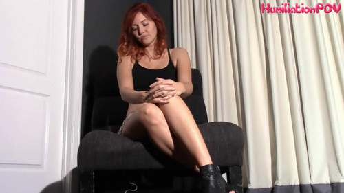 Humiliation POV Goddess Jocelyn: You're An Idiot If You Buy This Clip