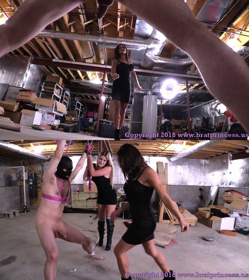 Brat Princess 2: Chichi and Chloe – Kiced until Out then Kicked even More (1080 HD)