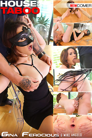 HouseofTaboo: Ass Fucked Balls Deep