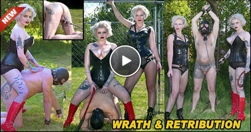 The English Mansion: Miss Marilyn & Mistress Inka – Wrath & Retribution (Part 1)