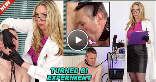 The English Mansion: Miss Eve Harper – Turned Bi Experiment (Part 1 of 3)