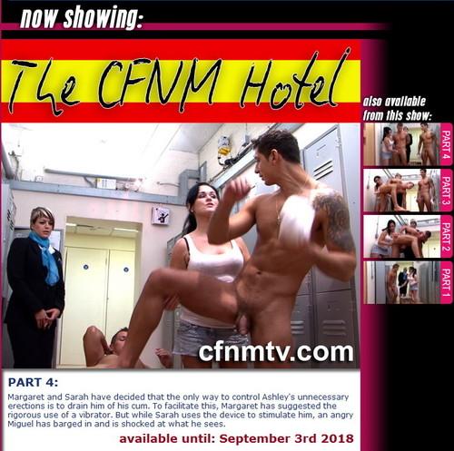 cfnmtv: The CFNM Hotel (part 1-4)