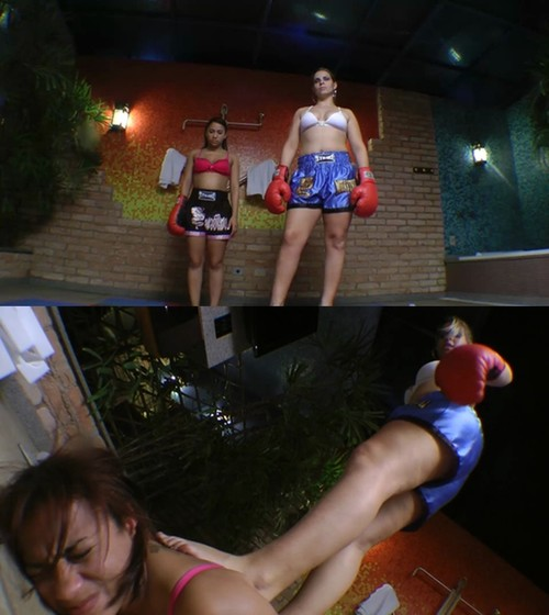 Mfvideobrazil: Fighting Girls Muay Thay By Rapha Vegas And Slave Vivi