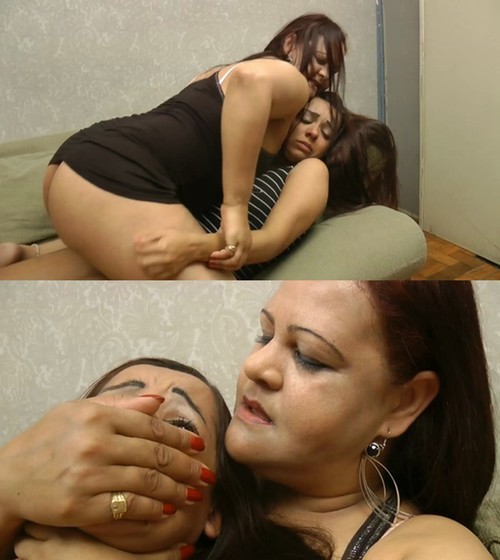 Mfvideobrazil: HandSmother – Mother And Step Daughter – Real Family