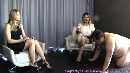 Brat Princess 2: Amber and Skylar – Brat TV on Trend Slaves (1080 HD)