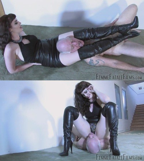 Femme Fatale Films: BOOTED FOR DOMINATION