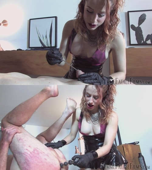 Femme Fatale Films: PLUGS, SPIT AND SOUNDS