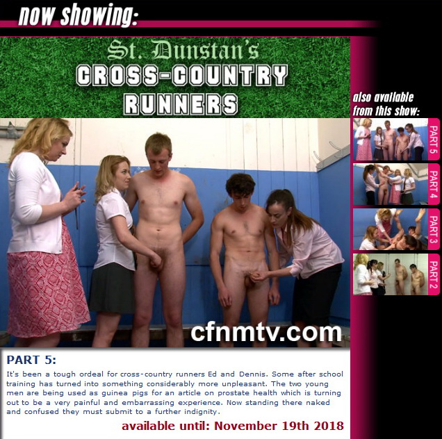 cfnmtv: St.Dunstan's: Cross Country Runners (part 1-5)
