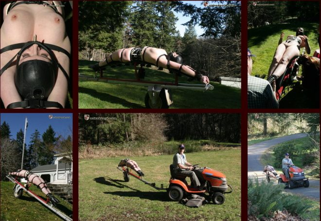 All House of Gord Scenes: Anastasia Pierce as the Archback Lawn Mower