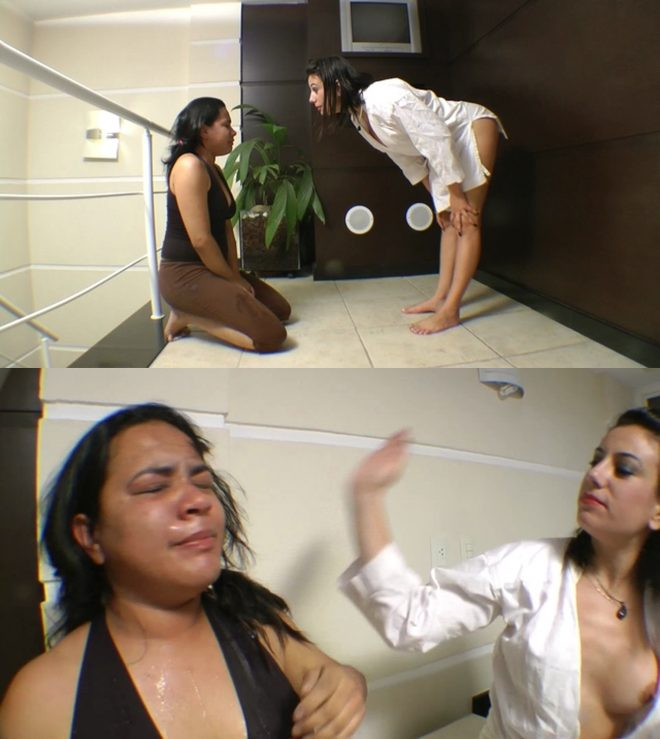 Mf Video Brazil: Karateka Feet Free Violent Top Girl Mika Cruel And Tammy