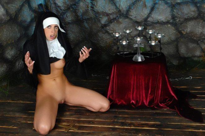 XXX Horror: Kelly Holland The Damnation Part 1
