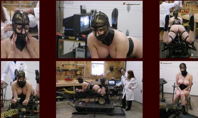 All House of Gord Scenes: Dyno-testing Anastasia Pierce
