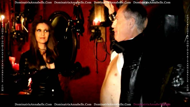 Dominatrix Annabelle: Midnight Debaucheries