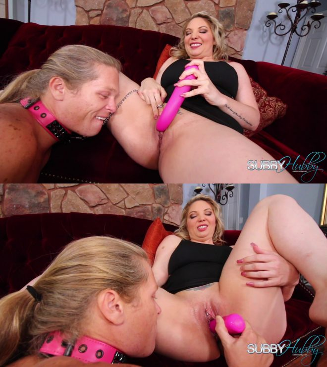 Subby Hubby: Kiki Trains Her Play Toy Part 1: Pussy Tease
