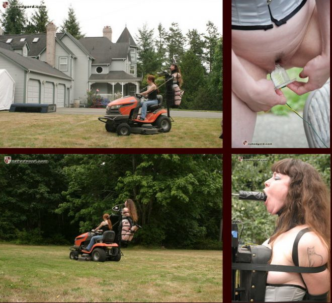 All House of Gord Scenes: Blow-Suck Anna Mower