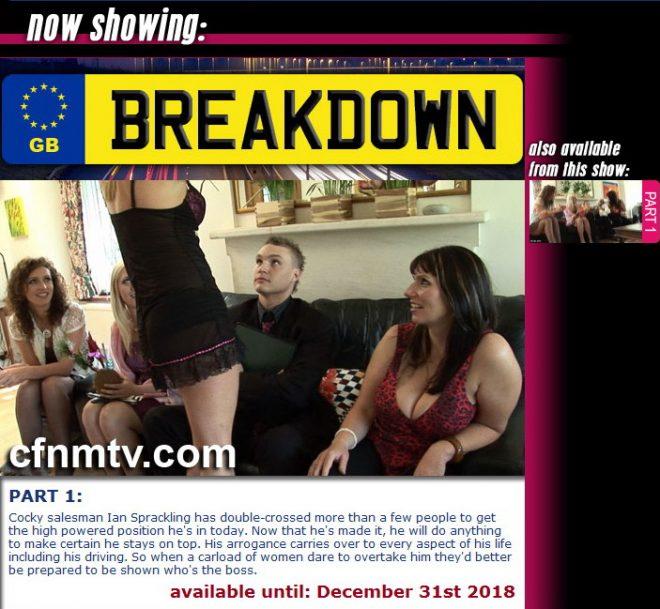 cfnmtv: Breakdown (part 1)