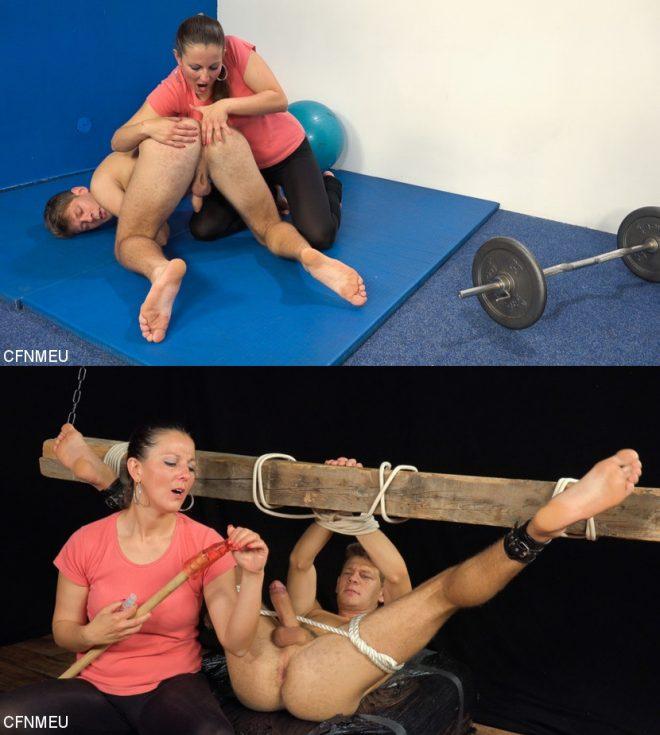 CFNMEU: January 30, 2019 – Rosta Benecky, Pomstychtiva Pritelkyne/Hard Workout