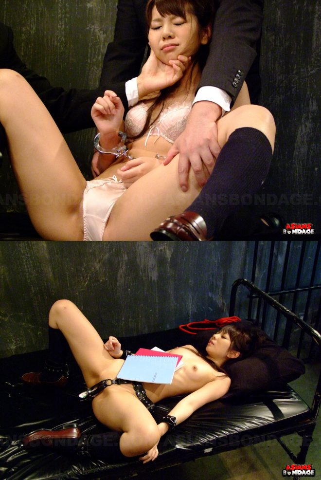 Asians Bondage: Asian Yu Ayana gets the punishment of her life