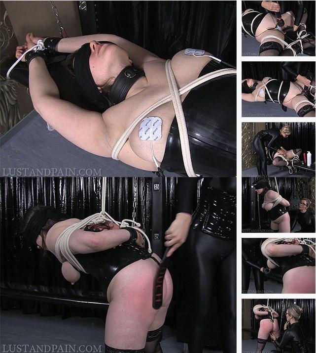LUSTandPAIN: Slave Girl Norea (Part 1-6)